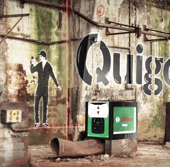 Quigo4 Viral Virales Video mit 2D Animation