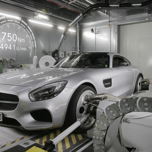 Mercedes Imagefilm AIZ